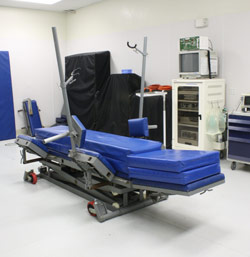 Great Basin Equine Surgery Room